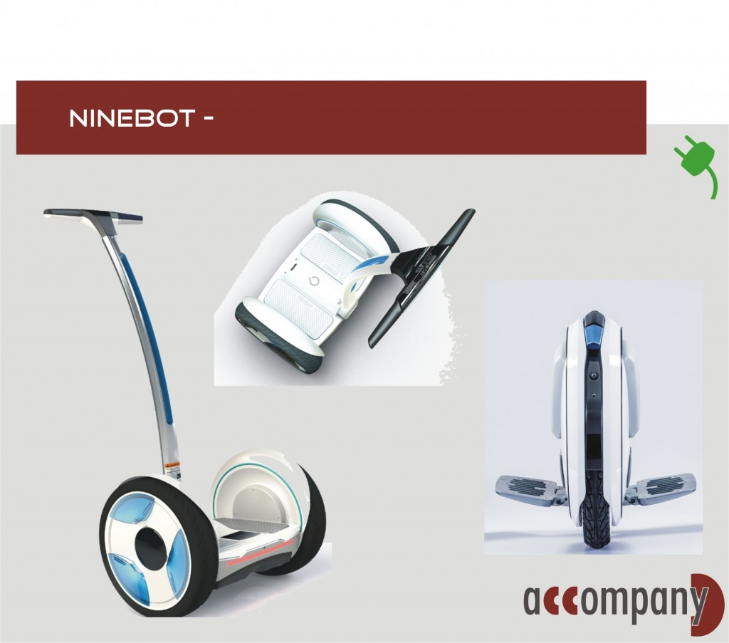 Ninebot_Personal Transporter_One