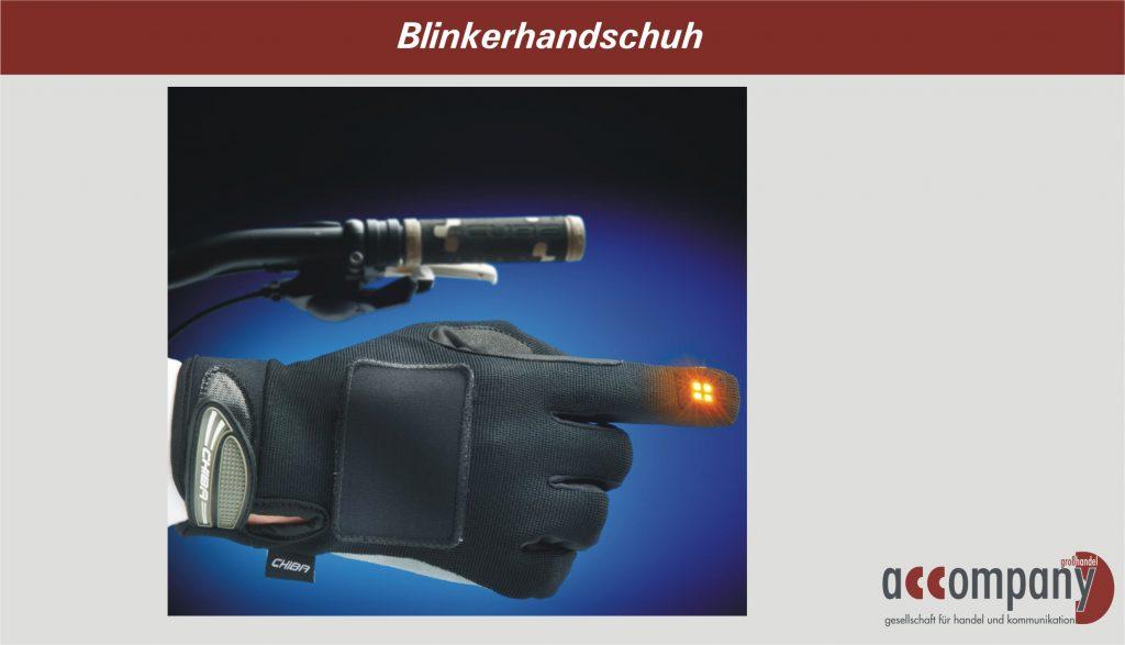 GTC-Blinkerhandschuh
