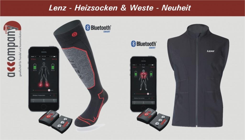 Lenz_Heiz_Socke und Weste